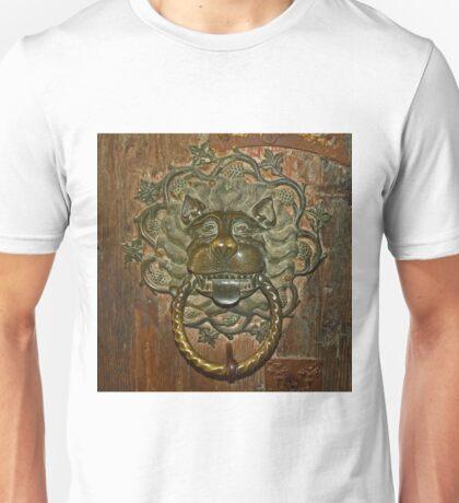 Ancient Door Knocker Unisex T-Shirt