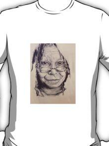 WHOOPI GOLDBERG PORTRAIT T-Shirt