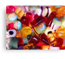 Sickly sweet Canvas Print