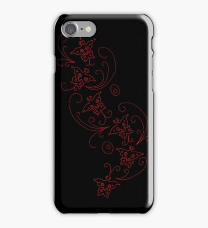 Ada's Dress Reverse iPhone Case/Skin