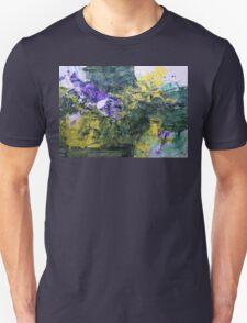 "Original Art Large Wall Art - ""Progress"" - Modern Abstract Expressionism Painting T-Shirt"