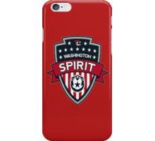 Washington Spirit  iPhone Case/Skin