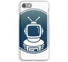 Welcome to Space, Spaceman iPhone Case/Skin