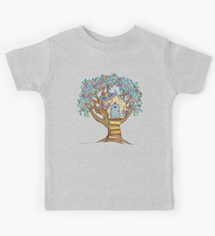 Live Simply, Love Trees Kids Tee