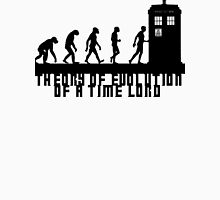 Doctor Who - Theory of Evolution - Black Unisex T-Shirt