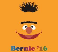 Bernie Sanders for President - Bert & Ernie by Justin Russell