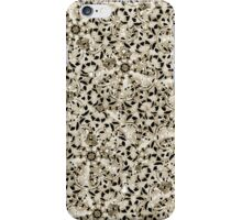 Ornamental Background Pattern iPhone Case/Skin