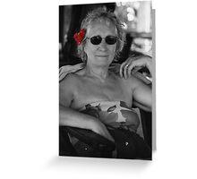 Mamma Mia! Greeting Card