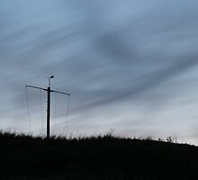 Late Night Mast by Andrew Connor Smith