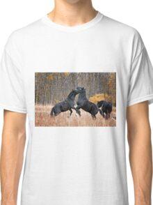 Horsing Around Classic T-Shirt