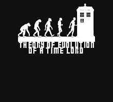 Doctor Who - Theory of Evolution - White Unisex T-Shirt