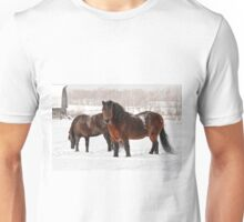 Winter Majesty Unisex T-Shirt
