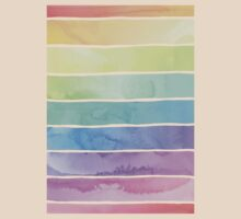 Summer Sorbet Rainbow Stripes T-Shirt