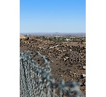 View of Broken Hill Photographic Print