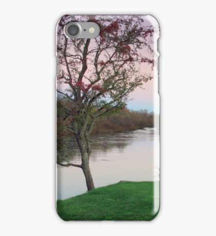 Tranquility at Longford, Tasmania iPhone Case/Skin