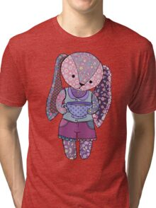 Have a cup of tea with me? Tri-blend T-Shirt