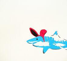 Water Bunny by KidLiliefeldt