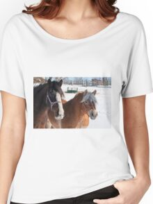 Equine Friends Women's Relaxed Fit T-Shirt