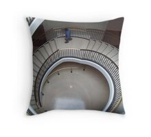 Going in Circles  Throw Pillow