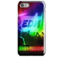 EDM Electro Dance Music  iPhone Case/Skin