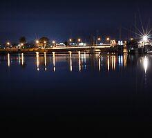 Launceston Sea Port by Stephen Gregory