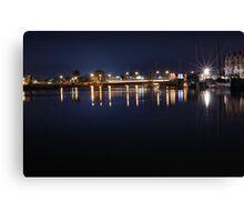 Launceston Sea Port Canvas Print