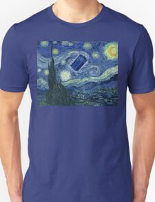 Doctor Who - Starry night T-Shirt