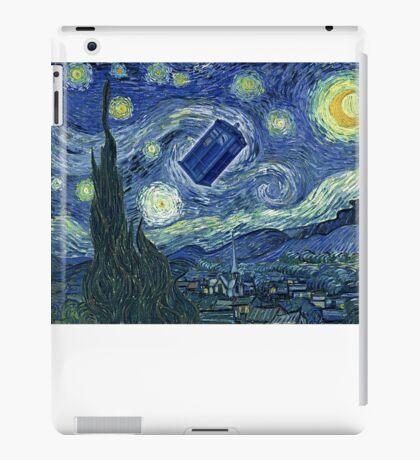 Doctor Who - Starry night iPad Case/Skin