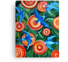 For the Joy of it Canvas Print