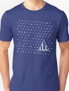 Diamondfall Blue Ribbon Unisex T-Shirt