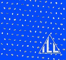 Diamondfall Blue Ribbon by ill-uminati