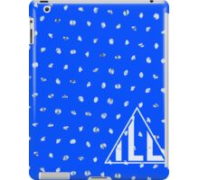 Diamondfall Blue Ribbon iPad Case/Skin