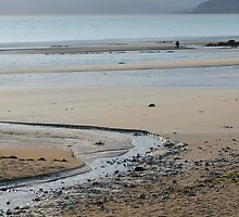 Benllech Beach, North Wales by nadine henley