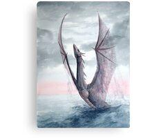 Water Drake Canvas Print