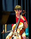 The Cellist by Susan Werby