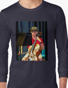 The Cellist Long Sleeve T-Shirt
