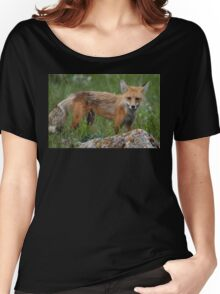 Brother Fox #1 Women's Relaxed Fit T-Shirt