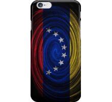 Venezuela Twirl iPhone Case/Skin