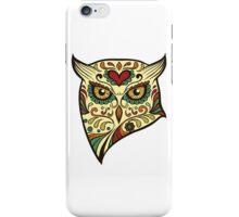 Calavera Owl iPhone Case/Skin