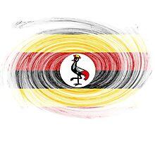 Uganda Twirl Photographic Print