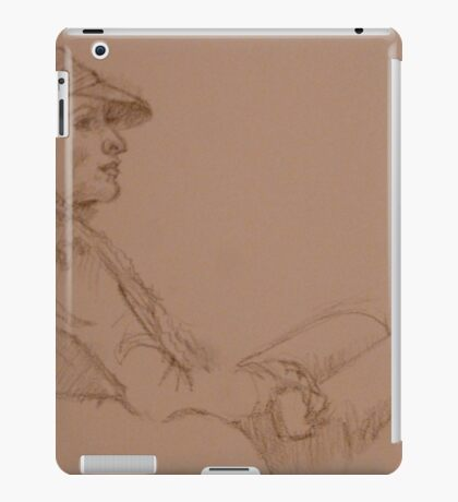 Quick-Sketching at Bob's iPad Case/Skin