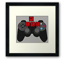 The Best in Games Framed Print