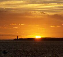 Sunset - Queenscliff Victoria by glennmp