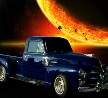 1954 Chevrolet Pickup Truck by TeeMack