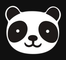 Cute Panda Baby Tee