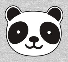 Cute Panda One Piece - Short Sleeve