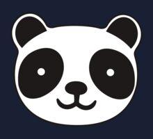 Cute Panda One Piece - Long Sleeve