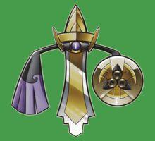 Pokemon- Aegislash One Piece - Short Sleeve
