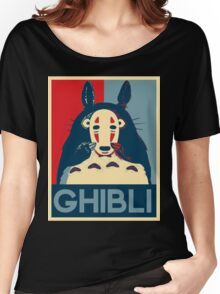 Hope Ghibli Women's Relaxed Fit T-Shirt