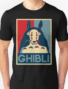 Hope Ghibli Unisex T-Shirt